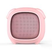 Kitsound Boogie Buddy Kids Portable Bluetooth Speaker - Pig