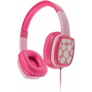 Kitsound Mini Movers Children's Headphones - Pink
