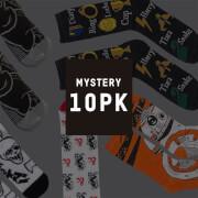 Chaussettes Geek Mystères - 10 paires