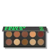 NIP+FAB Eyeshadow Palette - Friday Feels 01 12g