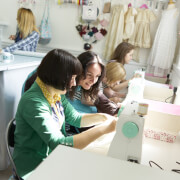 Vintage Sewing Workshop with Afternoon Tea at School of Sew