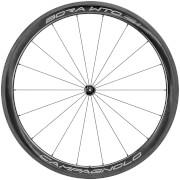 Campagnolo Bora WTO 45 Carbon Clincher Front Wheel - Bright Label