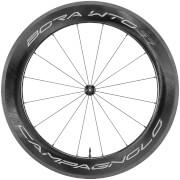Campagnolo Bora WTO 77 Carbon Clincher Front Wheel - Bright Label