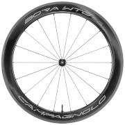 Campagnolo Bora WTO 60 Carbon Clincher Front Wheel - Bright Label