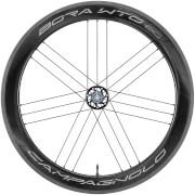Campagnolo Bora WTO 60 Carbon Clincher Rear Wheel - Shimano/SRAM - Bright Label
