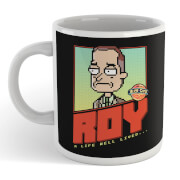 Rick and Morty Roy - A Life Well Lived Mug
