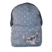 Loungefly Disney Stitch Denim Backpack