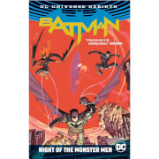 DC Comics: Batman: Night Of The Monster Men Graphic Novel (Hardback)