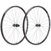 Image of Easton EA70 AX 700C Clincher Disc Front Wheel - 12x100mm