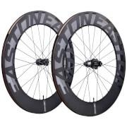 Easton EC90 AERO85 Carbon Clincher Disc Front Wheel