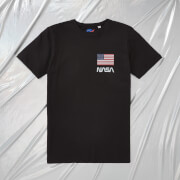 NASA Apollo 11 One Small Step Unisex T-Shirt - Black