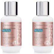Купить Dr Dennis Gross Skincare Professional Grade Resurfacing Liquid Peel (2 Steps 30ml)