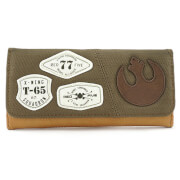Loungefly Star Wars Rebel X-Wing Squadron Wallet
