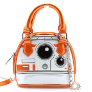 Loungefly Star Wars BB-8 Micro Mini Dome Crossbody Bag