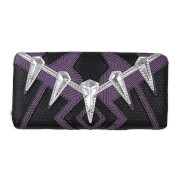 Loungefly Marvel Cartera Black Panther Negra y Morada
