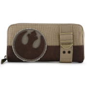 Loungefly Star Wars Rebel Canvas Wallet