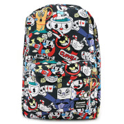Loungefly Cuphead Nylon Backpack