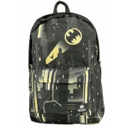 DC Comics Batman Loungefly Mochila Con Bati-Señal