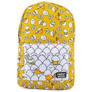 Loungefly Sanrio Gudetama Yellow Nylon Backpack