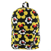 Loungefly Disney Minnie Mouse Flowers Nylon Backpack