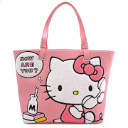 Loungefly Sanrio Hello Kitty Telephone Tote Bag