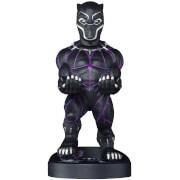 Marvel Black Panther 8 Inch Cable Guy Controller and Smartphone Stand