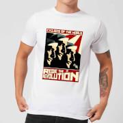 Mark Fairhurst Revolution Men's T-Shirt - White - S - White