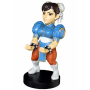 Street Fighter Collectible Chun Li 8 Inch Cable Guy Controller and Smartphone Stand