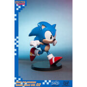 First 4 Figures Sonic the Hedgehog BOOM8 Series PVC Figure Vol. 02 Sonic (8cm)
