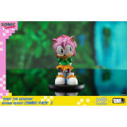 First 4 Figures Sonic the Hedgehog BOOM8 Series PVC Figure Vol. 05 Amy (8cm)