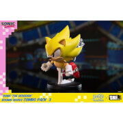 Sonic the Hedgehog BOOM8 Series PVC Figure Vol. 06 Super Sonic (8cm)