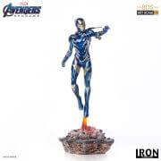 Iron Studios Avengers: Endgame BDS Art Scale Statue 1/10 Pepper Potts in Rescue Suit (25cm)