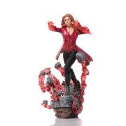 Iron Studios Avengers: Endgame BDS Art Scale Statue 1/10 Scarlet Witch (21cm)