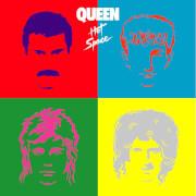 Queen - Hot Space LP