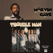 Marvin Gaye - Trouble Man LP
