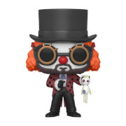 Figurine Pop! Le Professeur En Clown - La Casa De Papel
