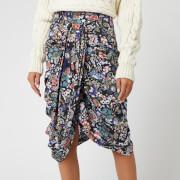 Isabel Marant Women's Betina Skirt - Black - FR 38/UK 10