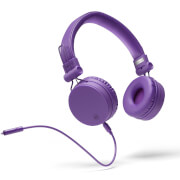 Mixx OX1 Wired 3.5m Stereo Headphones - Purple
