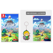 The Legend of Zelda: Link's Awakening + Keychain Pack