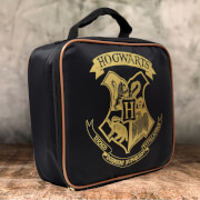 Hogwarts Basic Lunch Bag - Black