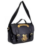 Hogwarts Satchel Lunch Bag - Black