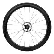 Fast Forward F6 DT240 Disc Brake Clincher Wheelset - Shimano - Black