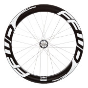 FFWD Fast Forward F6T Track Tubular Rear Wheel - White