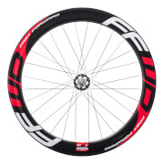 FFWD Fast Forward F6T Track Tubular Rear Wheel - Red