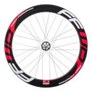 Fast Forward F6T Track Tubular Rear Wheel - Red