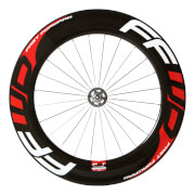 Fast Forward F9T Track Front Wheel - Red