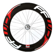 FFWD Fast Forward F9T Track Tubular Rear Wheel - Red