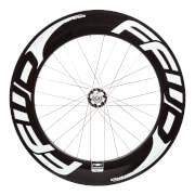 FFWD Fast Forward F9T Track Tubular Rear Wheel - White