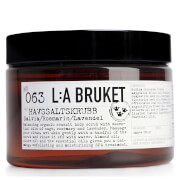 L:A BRUKET Sage, Rosemary and Lavender Sea Salt Scrub 350ml