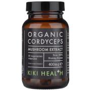 KIKI Health Organic Cordyceps Extract Mushroom (60 Vegicaps) фото